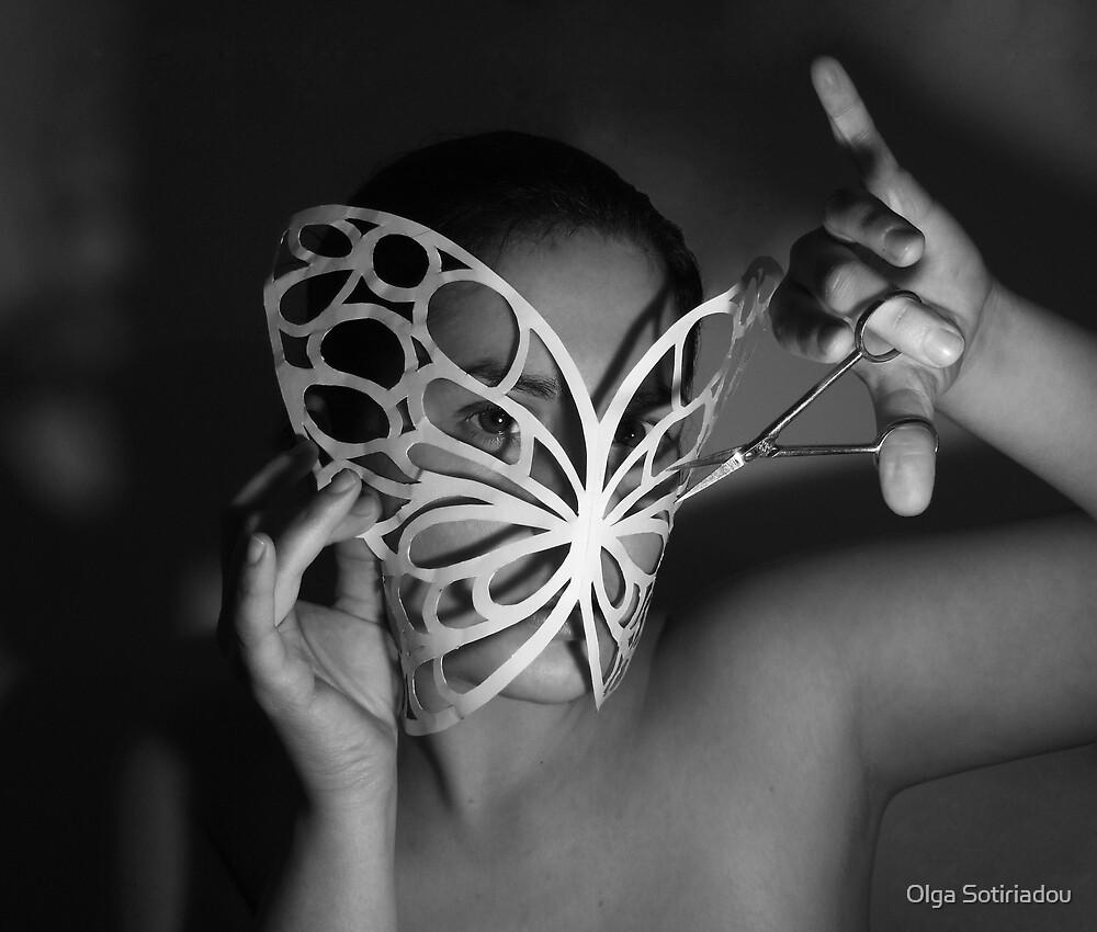 Paper Cut by Olga Sotiriadou