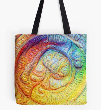 Color Foam #DeepDream V2 Tote Bag