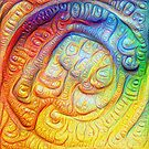 Color Foam #DeepDream V2 by blackhalt