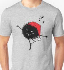 Dark Evil Christmas Bug Unisex T-Shirt