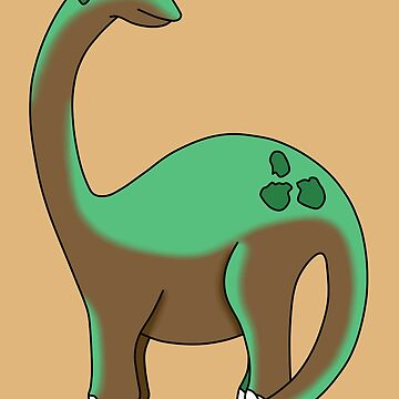 Diplodocus by rainbowcho
