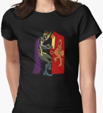 Art thou ready, player one? Women's Fitted T-Shirt