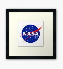 NASA Logo Framed Print