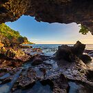 Christmas Island Cave by Paul Pichugin