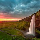 Selandjafoss, Iceland by Paul Pichugin