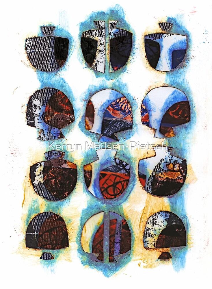 Multifaceted No.3 (Light, Time & Facade Series)  by Kerryn Madsen-Pietsch