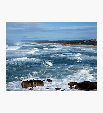 Tacking Point Photographic Print