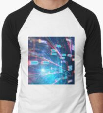 Abstract Futuristic infographic. T-Shirt