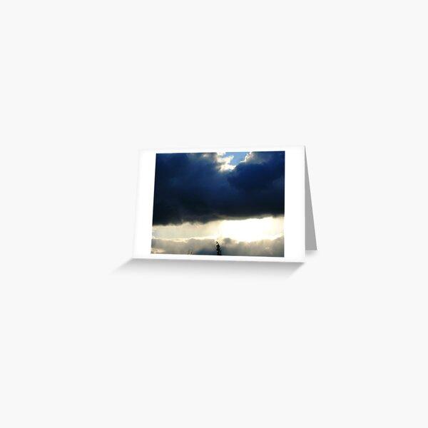 Winter Sol Greeting Card