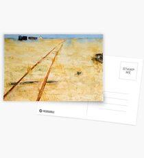 Abandoned Postcards
