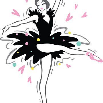 Bailarina de picbykate