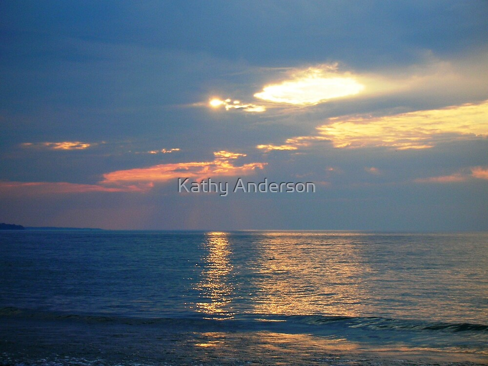 Suns Fire by Kathy Anderson
