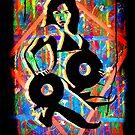 DJ MADOKA - The Spilt Ink by thespiltink