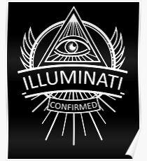 secret society of the illuminati posters redbubble