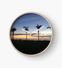 California dreaming  Clock