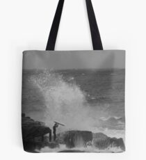 Take what shelter you can Tote Bag