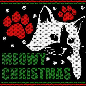 Meowy Chrismas by memederxp