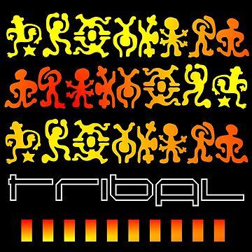 TRIBAL by AlexNights