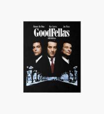 goodfellas - movie gangster Art Board