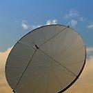 satellite dish, los angeles, ca by rmenaker