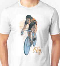 Eddy 'Le Cannibale' Merckx (lighter version) Unisex T-Shirt