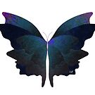 Black Butterfly by SIE by sourceindie