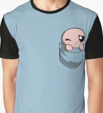 The Binding of Isaac, pocket Isaac Graphic T-Shirt