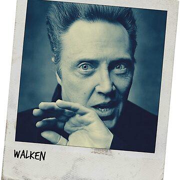Christopher Walken by IslandTs