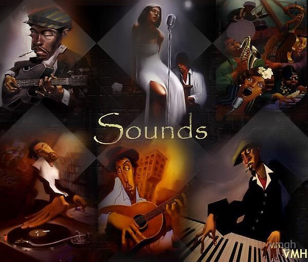 Sounds by vmgh
