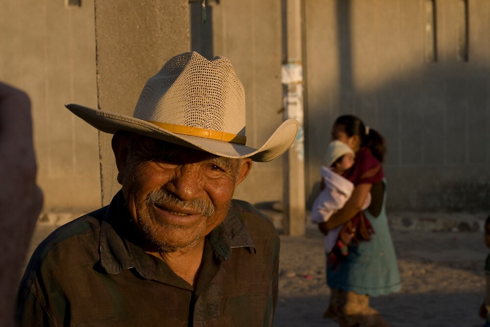 Man of Mexico by highadventure