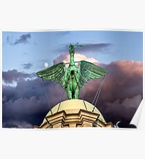 The Liver Bird Poster