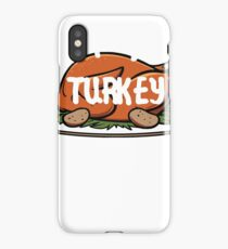 Error 404 Turkey Not Found Shirt Funny Thanksgiving Gift iPhone Case