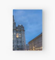 The Royal Liver Building Hardcover Journal
