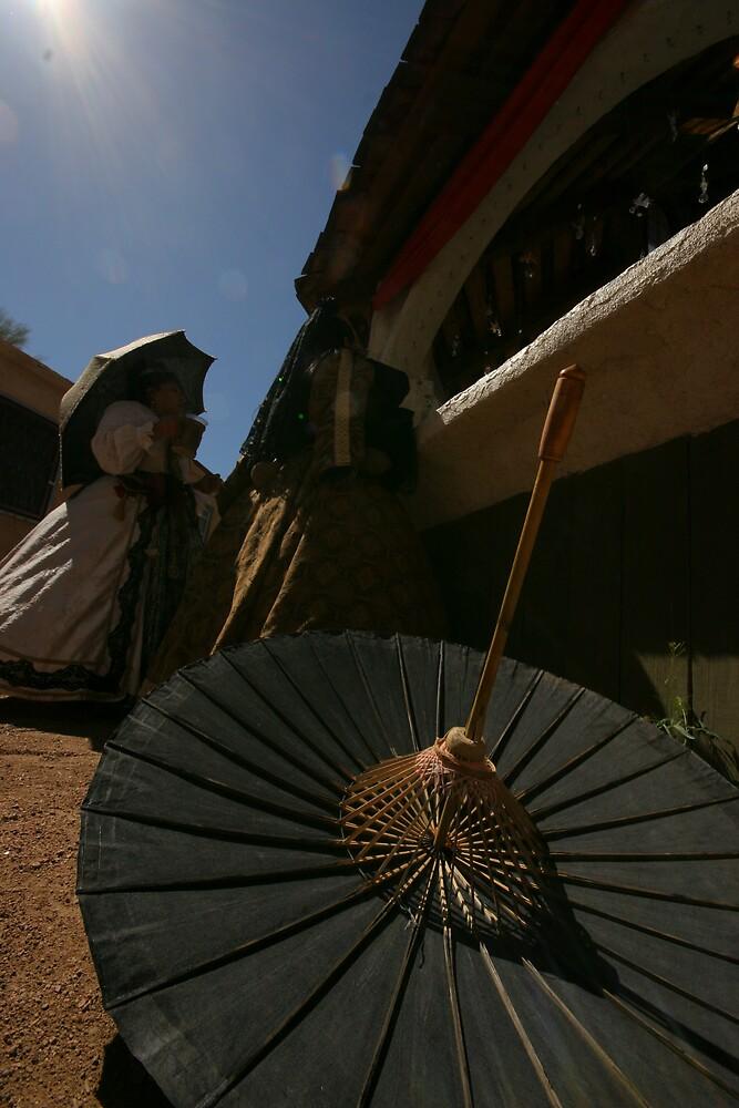Umbrellas by highadventure