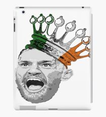 Irish Boxing T-Shirt MMA Ireland Mixed Martial Arts iPad Case/Skin