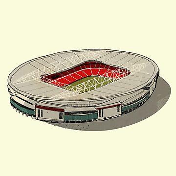 #Emirates #Arsenal by Matty723