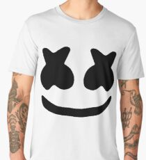 Marshmello Face Men's Premium T-Shirt