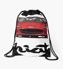 MX5 Miata Generations Drawstring Bag