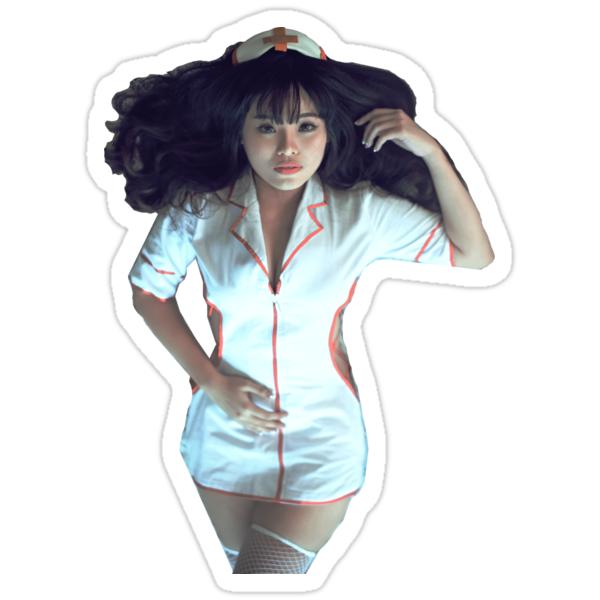 Sexy nurse asian — img 15