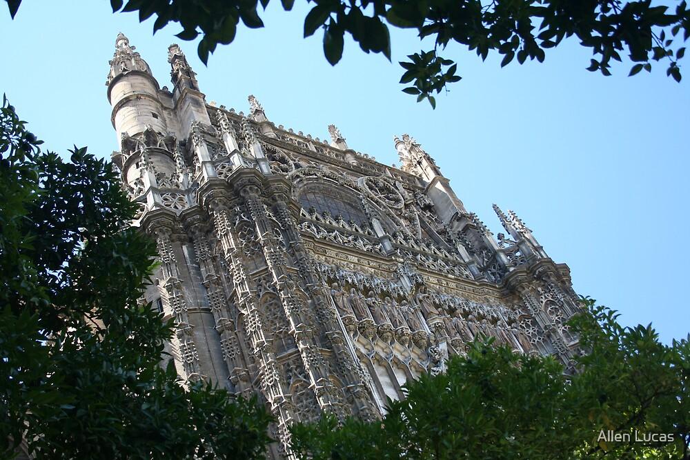 Catedral de Santa María de la Sede by Allen Lucas