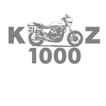 Kawasaki KZ1000 (LIGHT) by limey57
