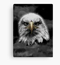 LEGEND OF THE EAGLE Canvas Print