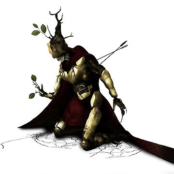 Iron Hans by DarrelLeigh