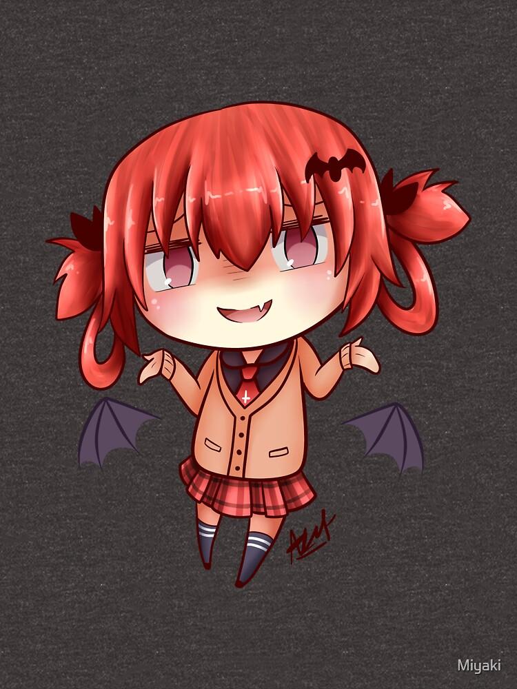 satania smug unisex t shirt by miyaki redbubble