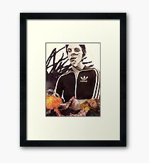 M Blackwell - Unforseen Consequences... Framed Print
