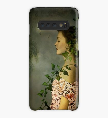 Der Botaniker Hülle & Klebefolie für Samsung Galaxy