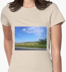 Surrey Womens Fitted T-Shirt