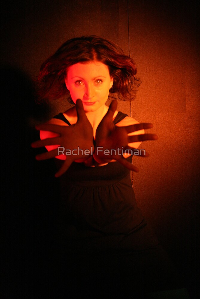 If this is my body, where is my soul? by Rachel Fentiman