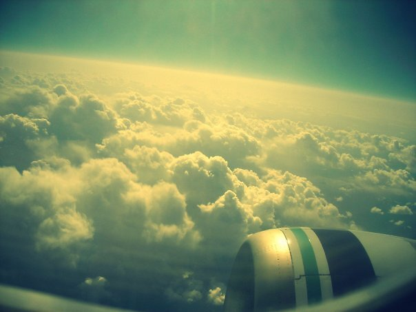 Live In The Sky  by BandanaNinja