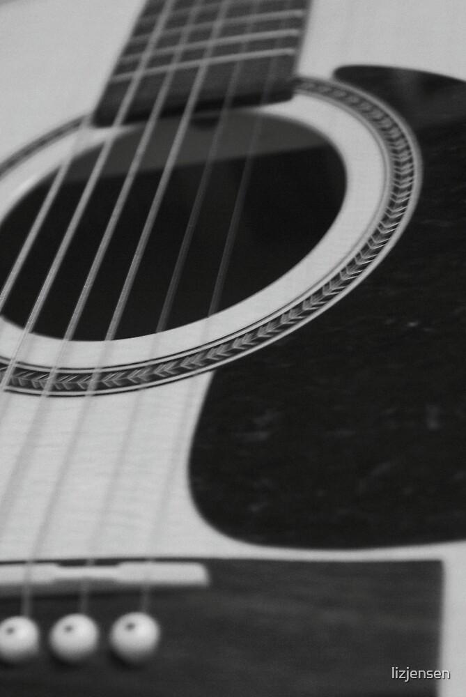 Guitar  by lizjensen